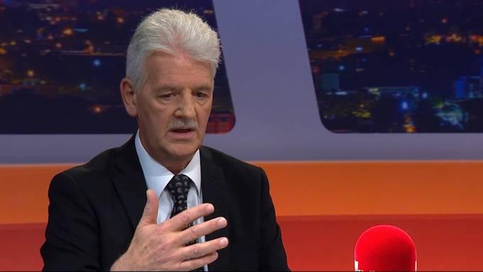 Bruno Graber: «Jedes Fahrzeug prüfen wir mit Herzschlagdetektoren.»