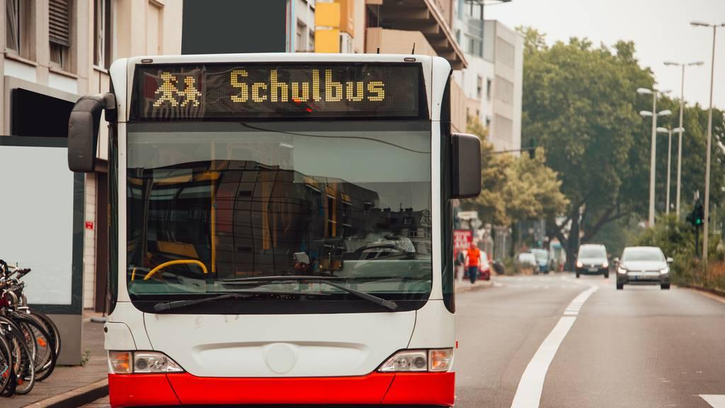 Verletzte Schüler nach Schulbus-Bremse