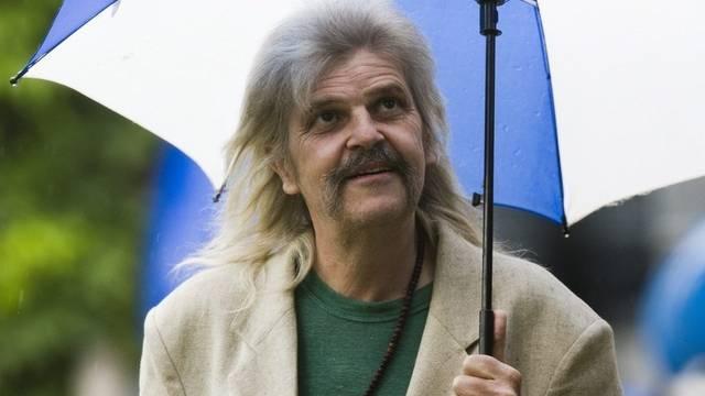 Kämpft mit Hungerstreiks für seine Anliegen: Hanfbauer Bernard Rappaz (Archiv)