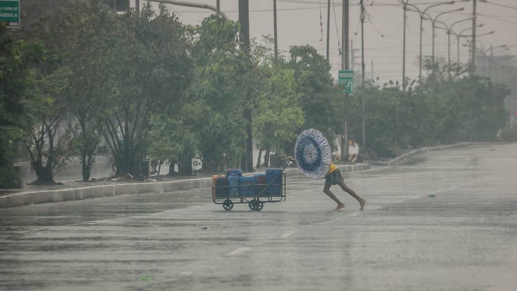 Super-Taifun «Goni» auf den Philippinen: 16 Tote und Verwüstungen