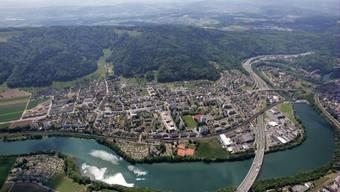 Luftaufnahme von Neuenhof. (Symbolbild)