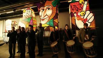 2009 feierte die VKB ihr Jubiläum noch in der Messehalle.