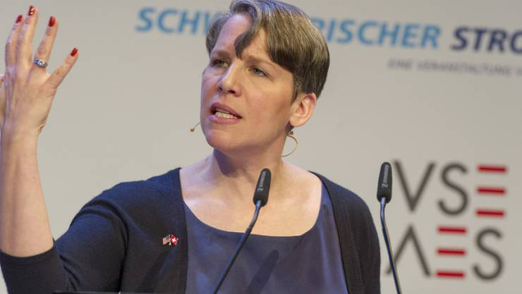 Suzan LeVine, US-Botschafterin in Bern, liebt die Schweiz, mischt sich aber nicht in die inneren Angelegenheiten ein. (Archiv)