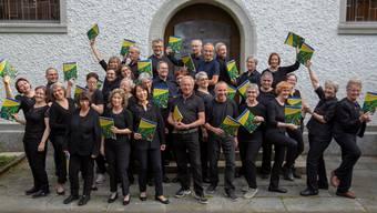 Ein Bild aus Zeiten vor Corona: Der Lincanto Chor Dietikon zählt aktuell 34 Mitglieder.