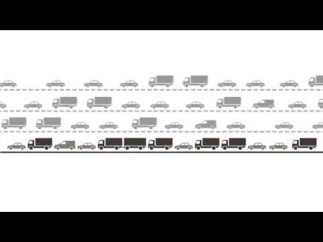 «Cargo sous terrain» – so soll der unterirdische Gütertransport funktionieren.