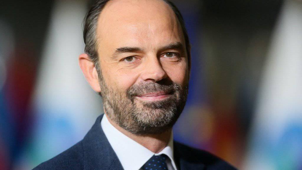 Premier Edouard Philippe hatte es Anfang Dezember eilig gehabt, nach Paris zurückzukehren.