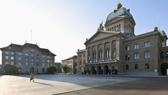 Das Parlament wird sich mit dem Steuerstreit und dem Rücktritt des Nationalbankpräsidenten befassen (Archiv)