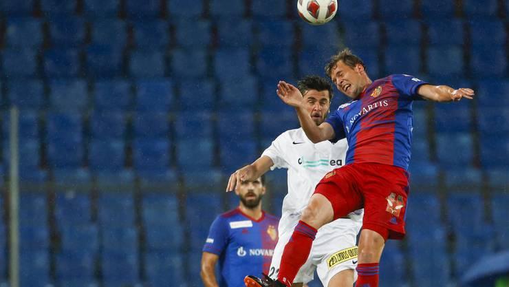 Der FCB bezwingt Anorthosis Famagusta mit 3:2.