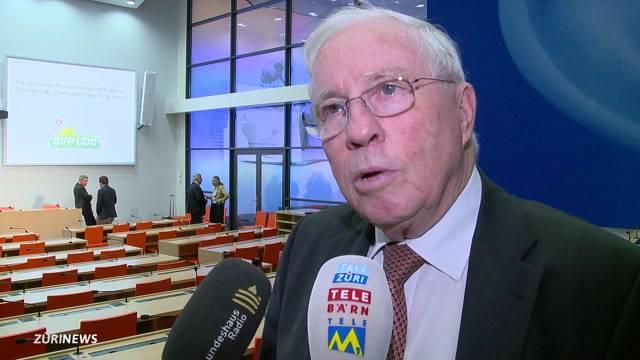 Blocher warnt vor Volksaufständen