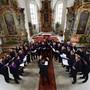 Kantorei der reformierten Stadtkirche Solothurn feiert das 30-jährige Jubiläum. (Archivbild)