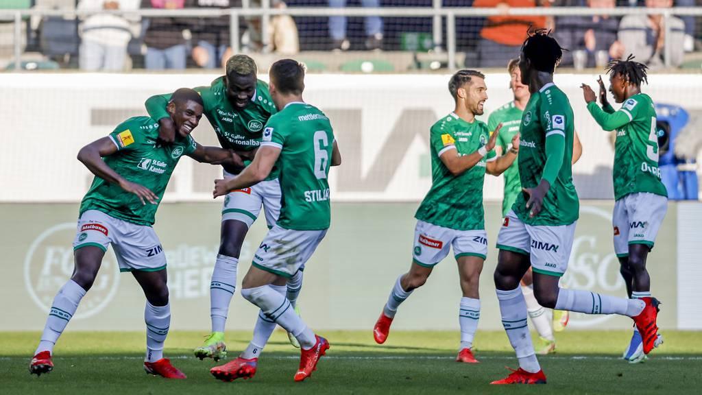«Ich liebe Fussball»: Espen gewinnen mit 2:1 gegen Servette