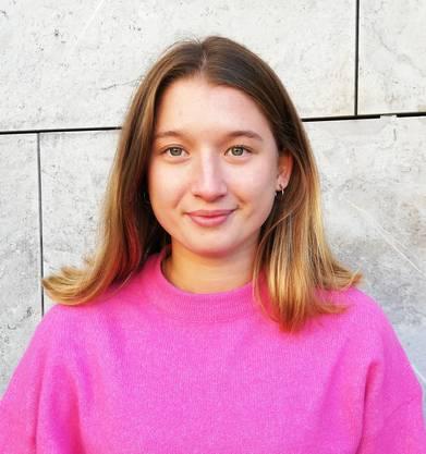 Sarah Häfliger, 18, aus Schönenwerd darf dieses Jahr zum ersten Mal wählen. Die Umwelt ist ihr sehr wichtig, aber dabei sollen wichtige Themen wie die Gleichberechtigung nicht in den Hintergrund gelangen. (ber)