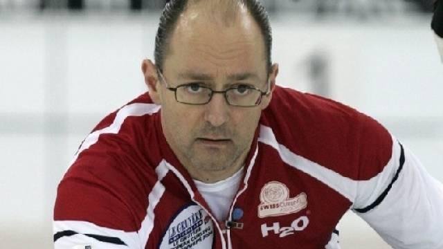Skip Thomas Lips unterlag mit Baden Regio Schweizer Meister St. Gallen