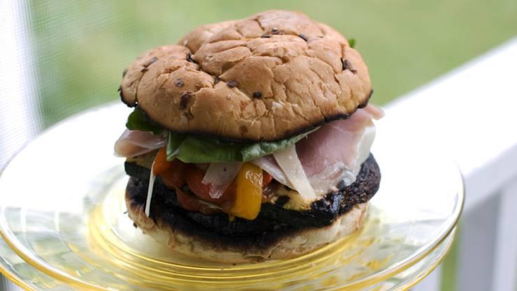 Weil sein Sandwich nicht schnell genug zubereitet wurde, erschoss ein Restaurant-Gast nahe Paris einen Kellner. (Archivbild)