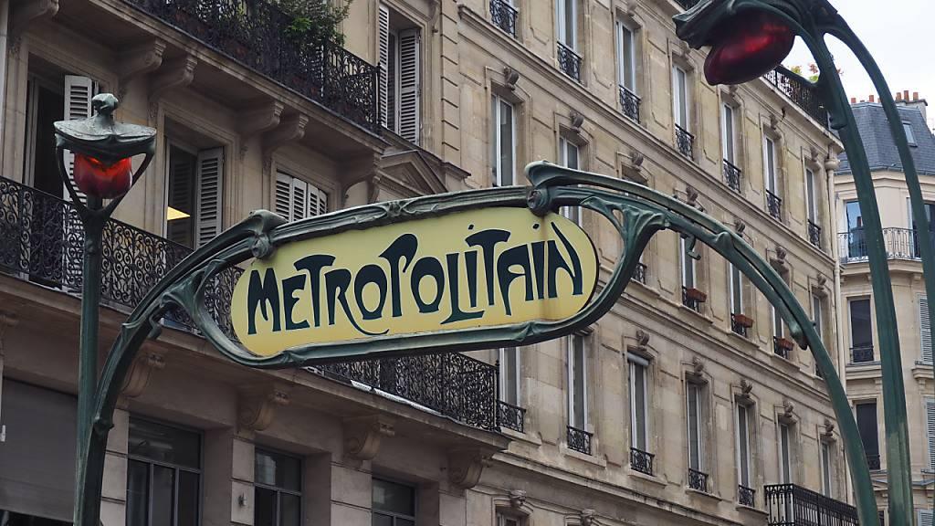 Pariser Métro 120 Jahre alt - Prestigeprojekt für Weltausstellung