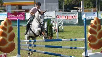 Birmensdorf stand drei Tage lang im Zeichen des Pferdesports. mmo