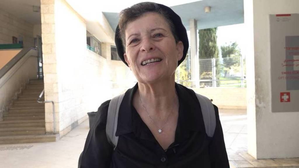 Schweizer in Israel: Irène Pollak-Rein