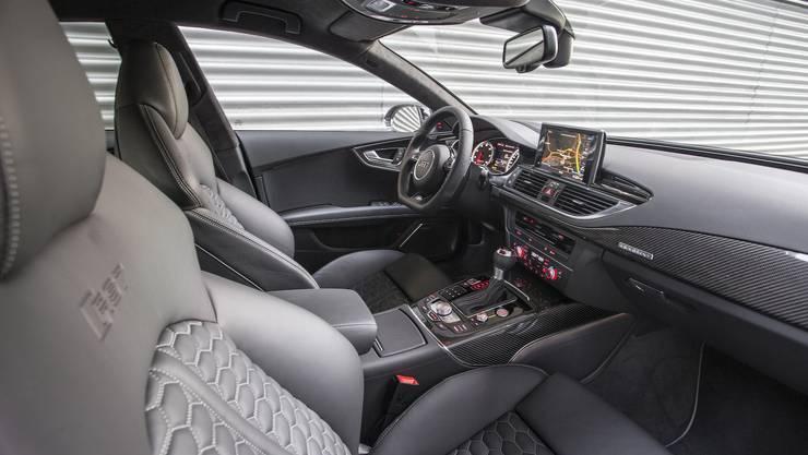 Audi RS7 Innenraum