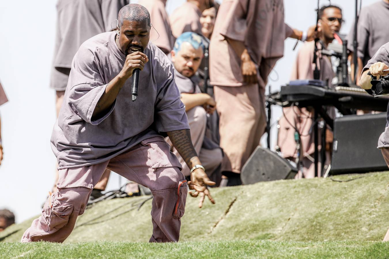 Kanye West (© gettyimages)
