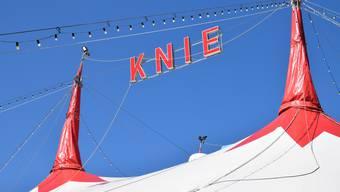 2019 wird der Zirkus Knie 100 Jahre alt.