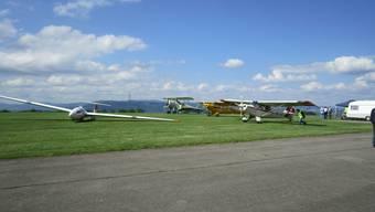 Rundflugweekend in Schupfart