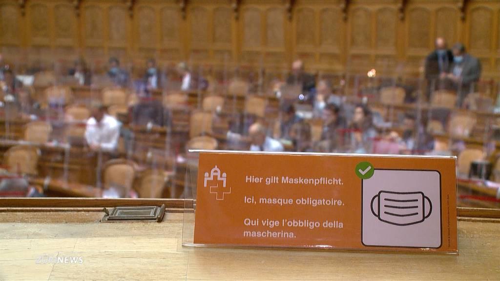 Rufe nach Covid-Lockerungen werden im Parlament lauter