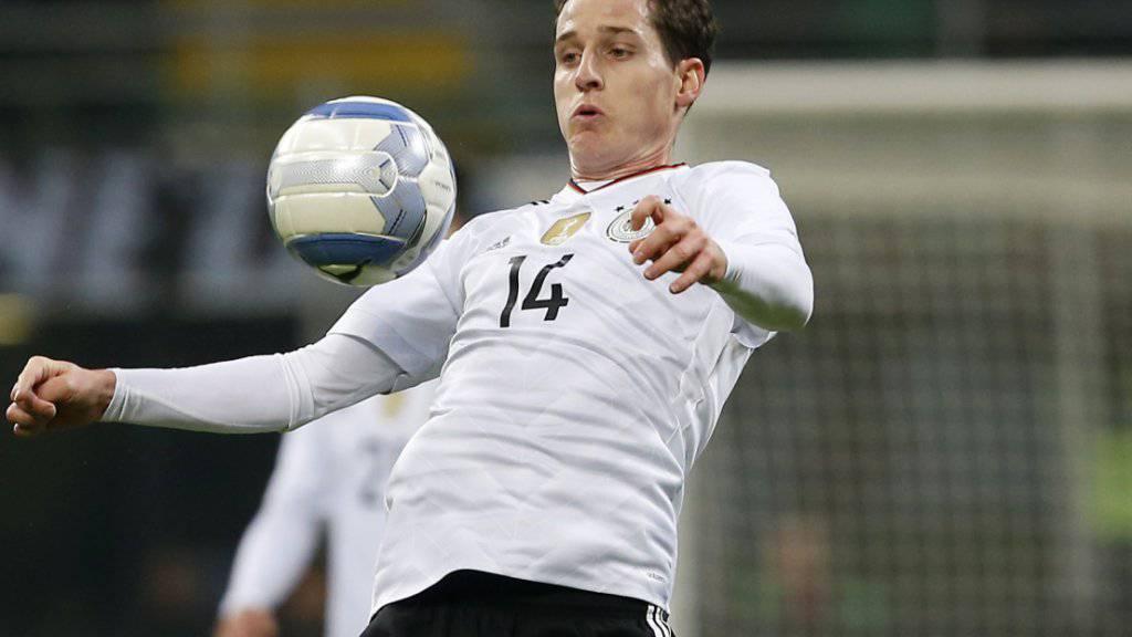 Sebastian Rudy spielt ab Sommer für Bayern München
