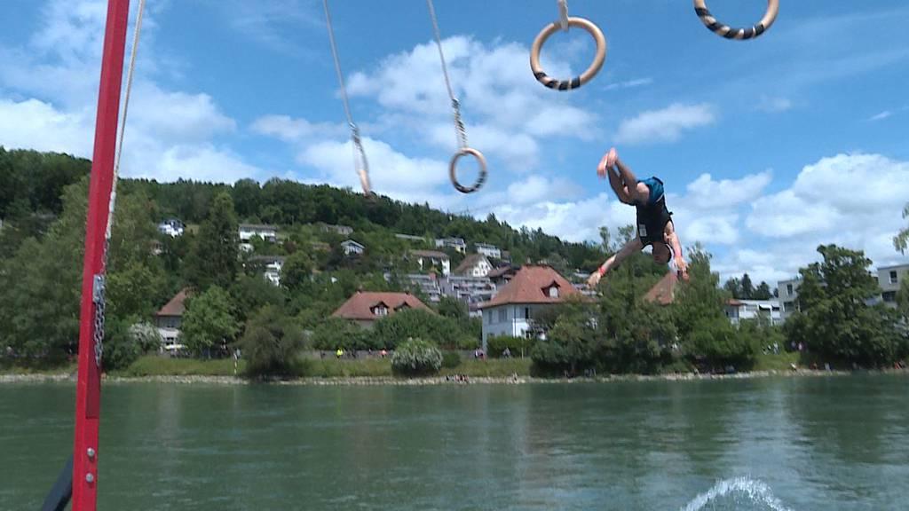 Waterings-Contest: Ringspringer beeindrucken am Turnfest