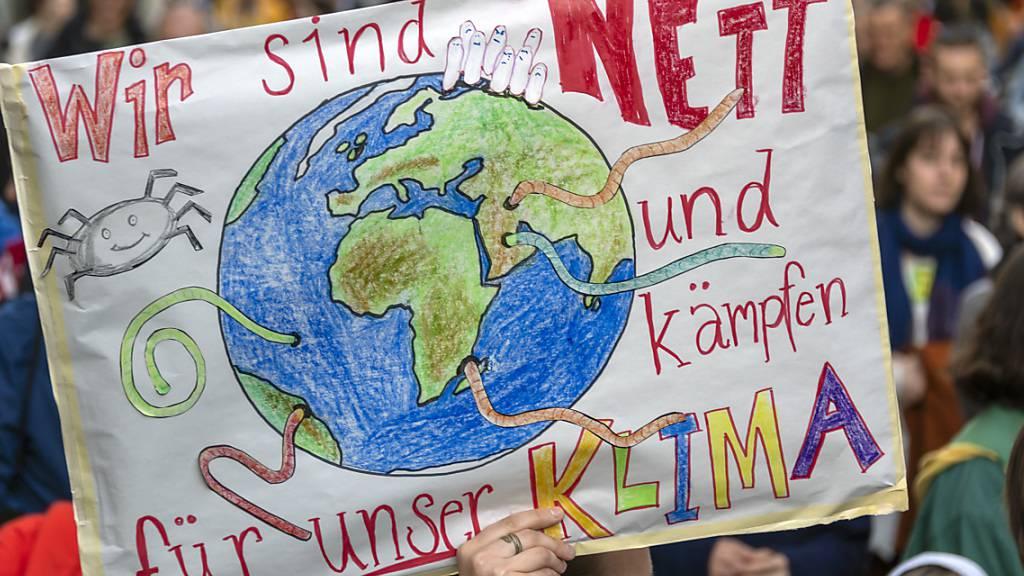 Kantonsparlament will keinen symbolischen Klimanotstand