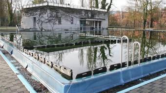 Das Gartenbad «Glungge» in Dornach soll totalsaniert werden. (Archiv)
