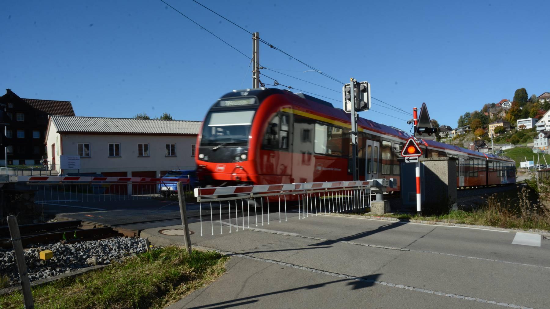 Vom 2. bis zum 18. November verkehrt auf der Strecke ein Ersatzbus.