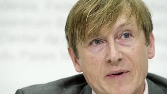 Preisüberwacher Stefan Meierhans äussert sich zu künftigen Energiepreisen (Archiv)