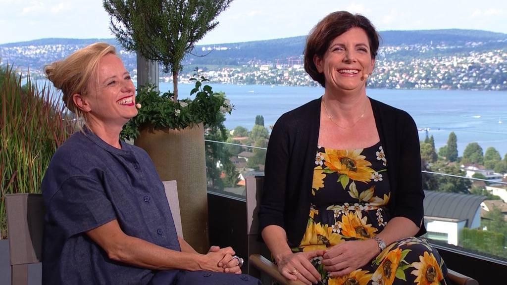 Co-Chefärztinnen Stephanie von Orelli und Natalie Gabriel