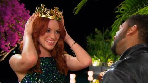 Bachelorette: Zaklina, die Prinzessin