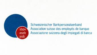 Das Logo des Schweizerischen Bankperonalverband SBPV.