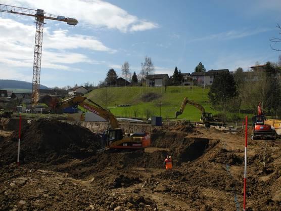 Bis zum «Hofacher»-Baustart im März 2016 brauchte es mehrere Gemeindeversammlungen. «Am Ende ist etwas Gutes daraus geworden», so Franziska Winter.