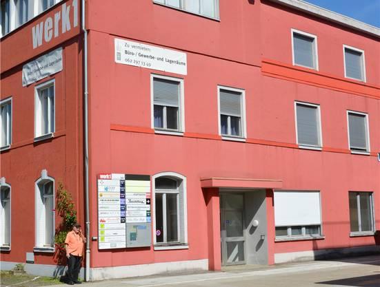 Das frühere Quartier der Berna.