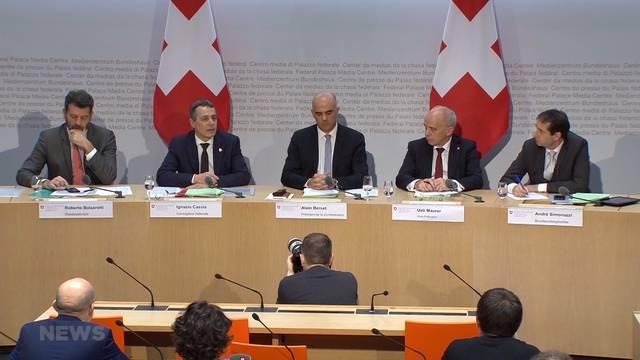 EU Rahmenabkommen vom Bundesrat abgelehnt