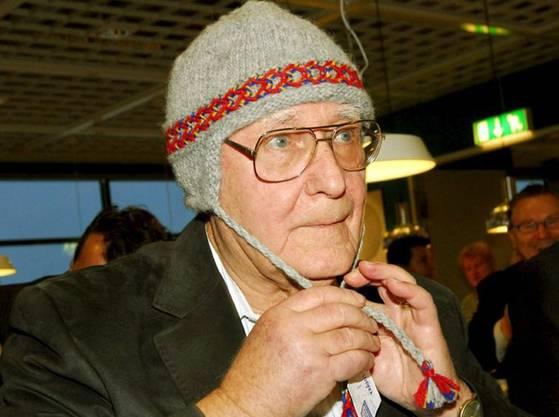 11. Ingvar Kamprad