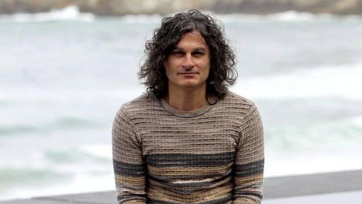 """Der libanesische Filmemacher Ziad Doueiri - hier 2012 auf dem Filmfestival von San Sebastian - überzeugte auf dem Filmfestival von Venedig mit seinem Wettbewerbsbeitrag """"The Insult""""."""