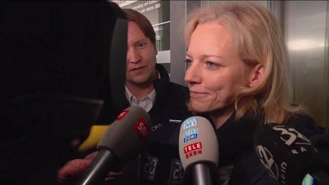 Loppacher: «Die Staatsanwaltschaft ist mit dem Urteil zufrieden.»