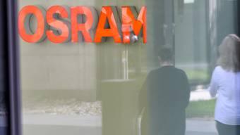 Bieterkampf um Lichtkonzern Osram spitzt sich zu - Neues Angebot (Archiv)