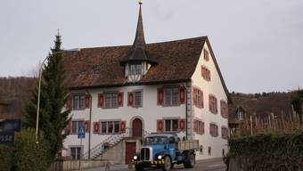 Während der Einbauarbeiten wird das Weininger Schlössli für ein halbes Jahr für die Bevölkerung nicht zugänglich sein.