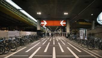 Abstellplatz Bahnhof: Viele Fahrräder werden in Bahnhofsnähe geklaut.