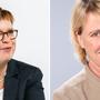 Die Grünen Aargau wollen mit Ruth Müri oder Christiane Guyer bei den Regierungsratswahlen antreten.