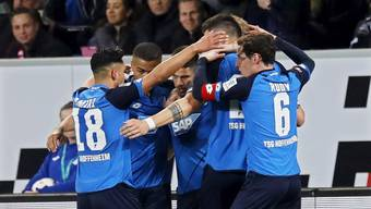 Hoffenheim fügt Bayern München eine seltene Niederlage zu