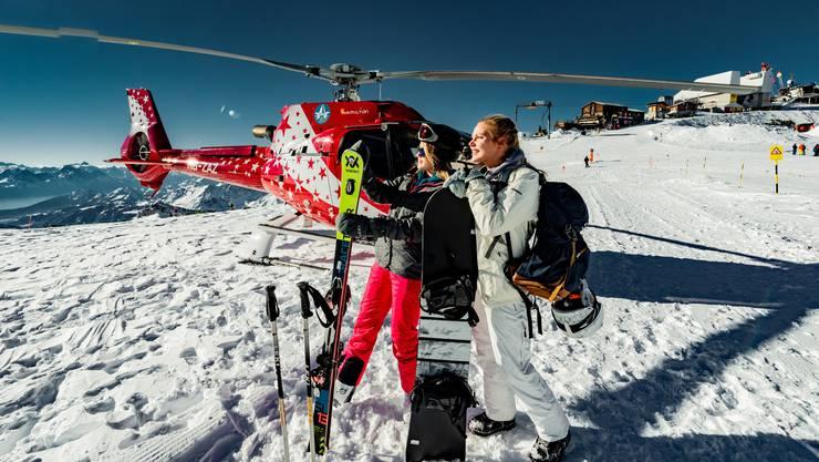 Unsere Gründe werden auch den letzten Skeptiker vom neuen Wintersport-Angebot überzeugen.