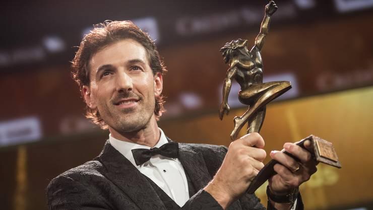 Der Schweizer Sportler des Jahres: Fabian Cancellara.