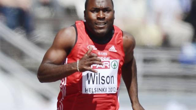 Alex Wilson schaffte den Vorstoss in die nächste Runde