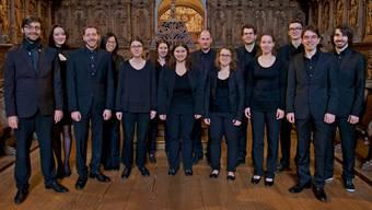 Der Chor «Vocalino Wettingen» besteht aus Laiensängern und versteht sich als Ehemaligenchor der Kantonsschule Wettingen.
